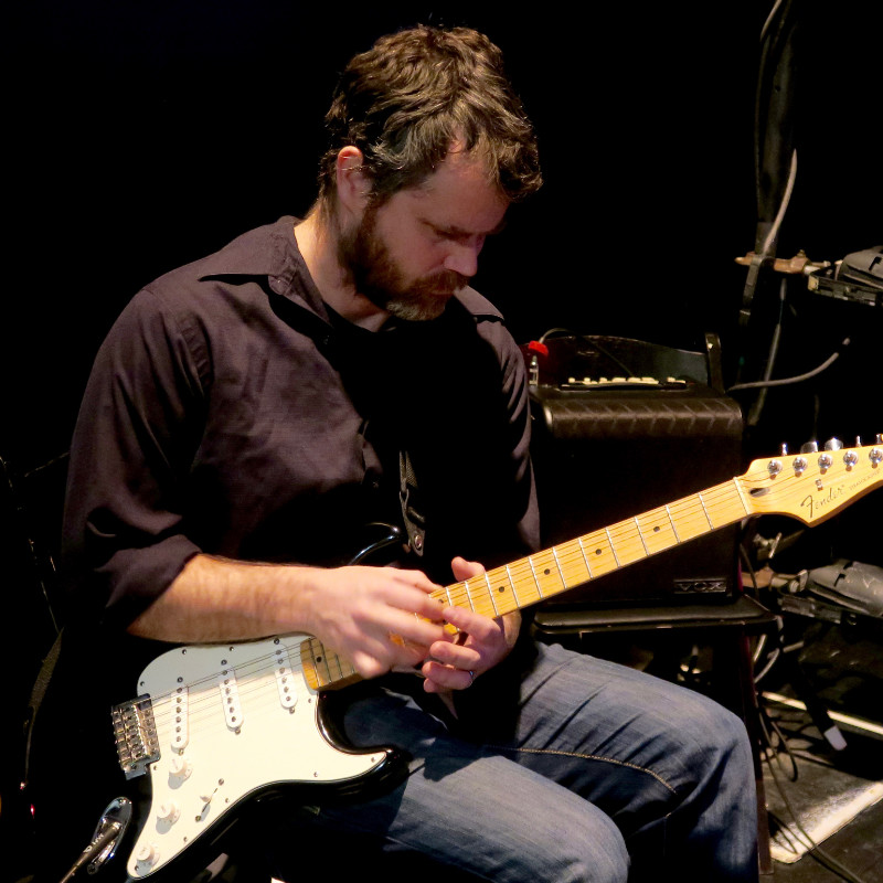 Jeremy Frederick - Musician . Composer . Sound Designer